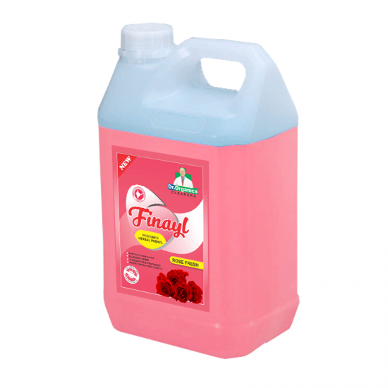 Finayl – Rose Fresh- Advanced phynel with excellent cleaning property