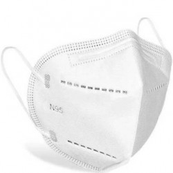 N95 Masks - Premium Range | N95 Facemask |  Pack of 50