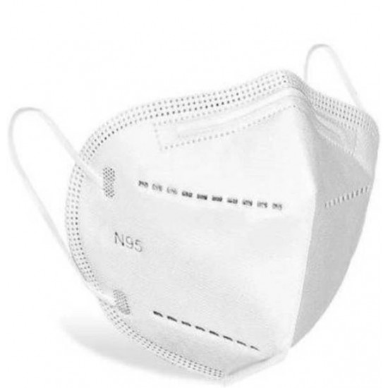 N95 Masks - Premium Range | N95 Facemask |  Pack of 500