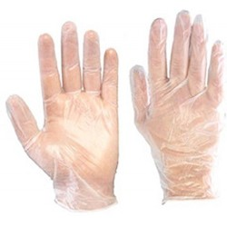 Plastic Polythene Gloves | Disposable Gloves ( 1000 Pices ) | Pack of 1000