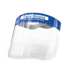 Protective Face Shield for Maximum Protection  Pack of 5